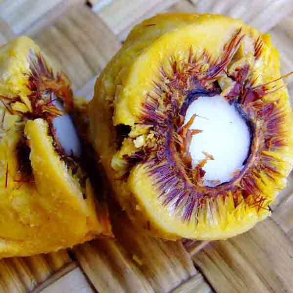 Organic Piqui Fruit